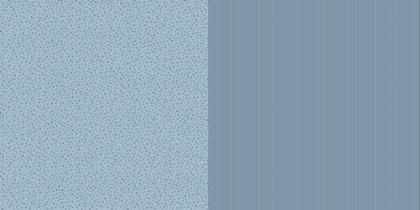 Sterne und Streifen, Schwedenblau, Designapapier - Dini Design