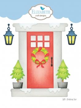 Christmas Door, Stanze - Elizabeth Craft Design