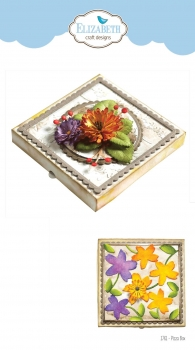 Pizza Box, Stanze - Elizabeth Craft Designs