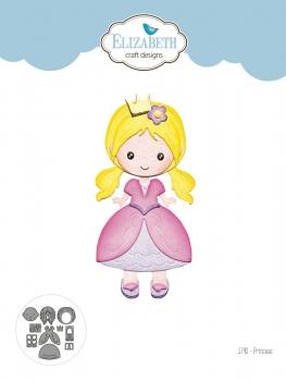 Princess, Stanze - Elizabeth Craft Designs