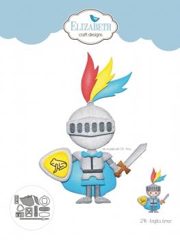 Knight's Armor, Stanze - Elizabeth Craft Designs