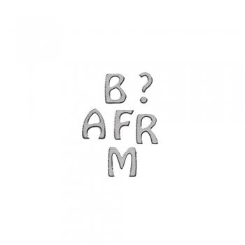 Klebeschrift ABC, 10 mm