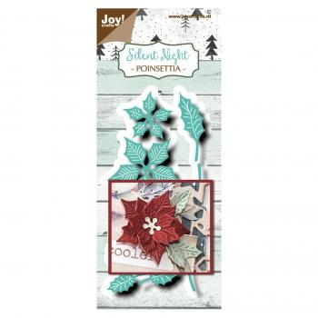 Poinsettia, Stanze - Joy!Crafts