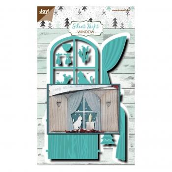 Fenster, Stanze - Joy!Crafts
