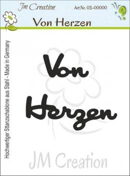 Von Herzen, Stanze - JM Creation
