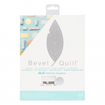 Bevel Quill Kit - We R Memory Keepers