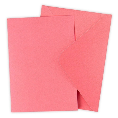 Cards & Envelopes Set, Primrose - Sizzix
