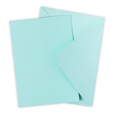 Cards & Envelopes Set, Mint Julep - Sizzix