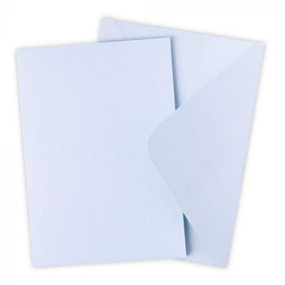 Cards & Envelopes Set, Arctic Sky - Sizzix