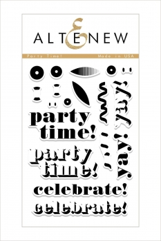 Party Time!, Clearstamp - Altenew