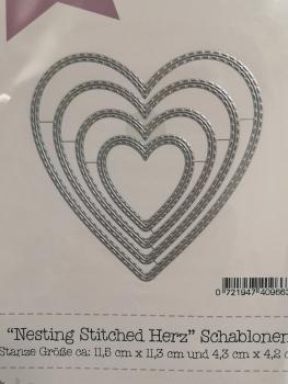 Stitched Heart, Stanze - Kulricke