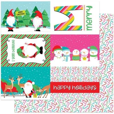 Tulla & Norbert's Christmas Party, I Still Believe, Designpapier - Photoplay
