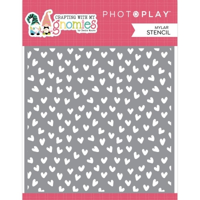 Hearts, Schablone - Photoplay