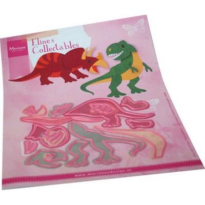 Collectables Dinosaurier, Stanze - Marianne Design