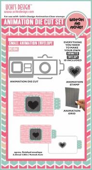 Small Animation Envelope, Stanze - Uchi's Design