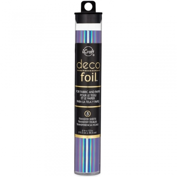 Special Deco Foil, Prince Periwinkle - Therm O Web