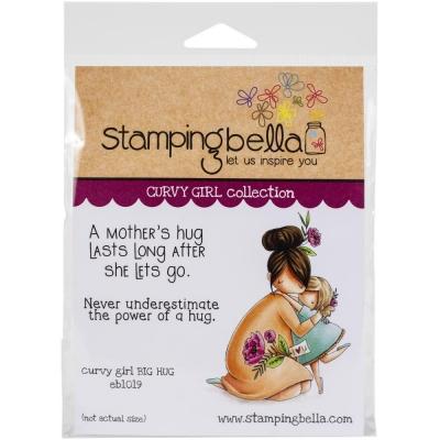 Big Hug, Clingstamp - Stamping Bella