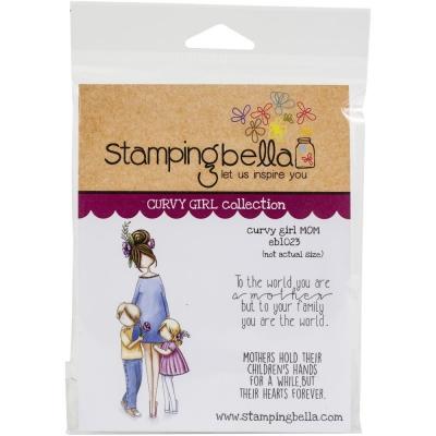 Mom, Clingstamp - Stamping Bella