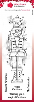 Nutcracker, Clearstamp - Creative Expressions