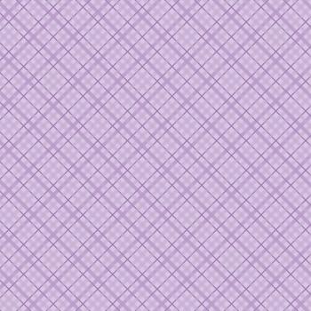 Purple Plaid, Designpapier - Coredinations