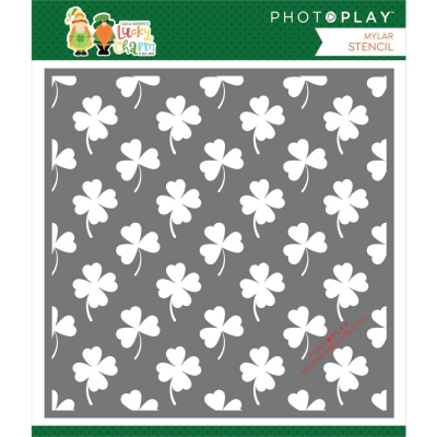 Lucky Charm, Schablone - Photoplay