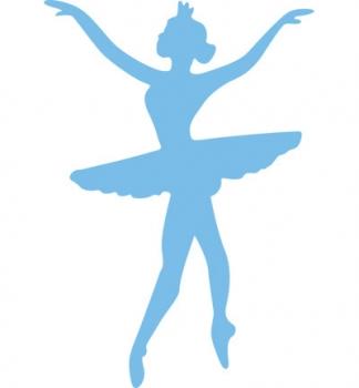 Creatables Ballerina, Stanze – Marianne Design