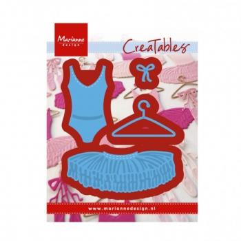 Creatables Balletkleid, Stanze - Marianne Design