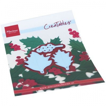 Creatables Holly Leaves, Stanze - Marianne Design