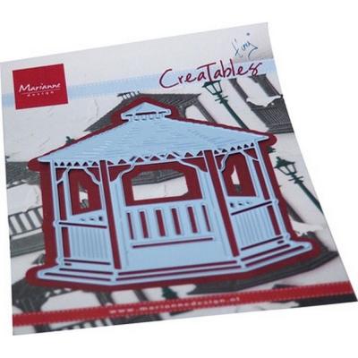 Creatables Romantischer Pavillon, Stanze - Marianne Design