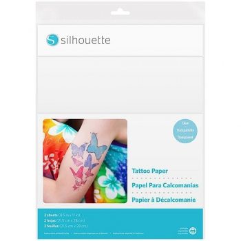 Tattoo Paper - Silhouette