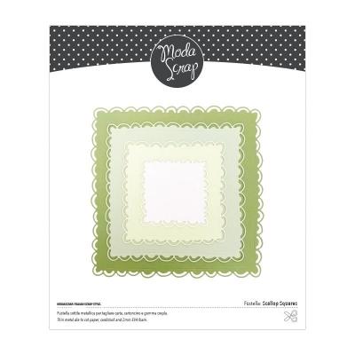 Scallop Squares, Stanze - ModaScrap