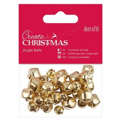 Jingle Bells Gold - Papermania