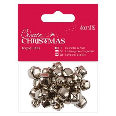 Jingle Bells Silver - Papermania