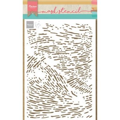 Tiny's Surge, Schablone - Marianne Design