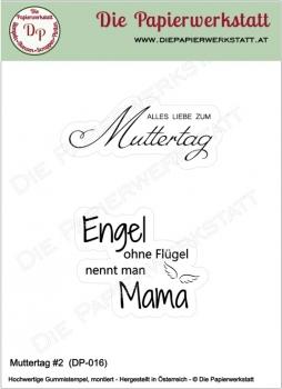 Muttertag #2, Stempelset