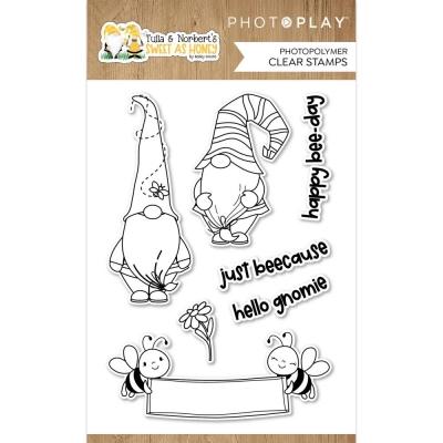 Tulla & Norbert's Sweet As Honey, Clearstamp - Photoplay
