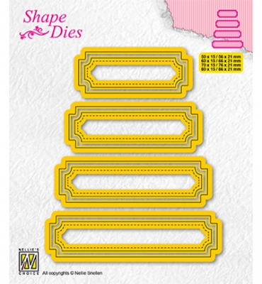 Set of Tags #5, Stanze - Nellie's Choice