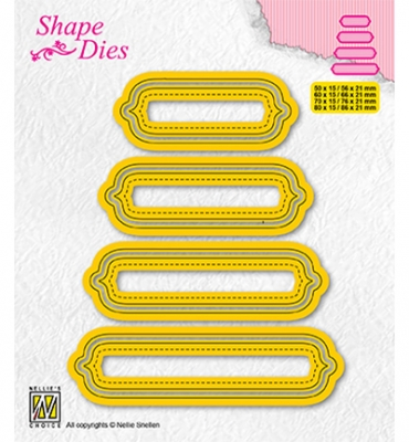 Set of Tags #6, Stanze - Nellie's Choice