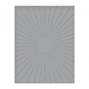 Sun Rays, Prägeschablone - Spellbinders