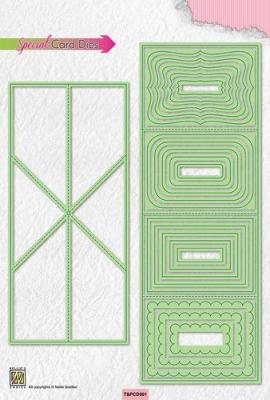 Twist & Pop Card, Stanze - Nellie's Choice