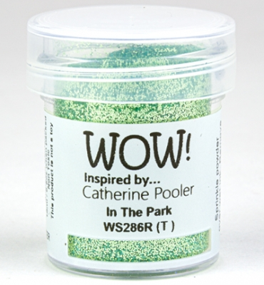 Embossing Glitters - In The Park - WOW