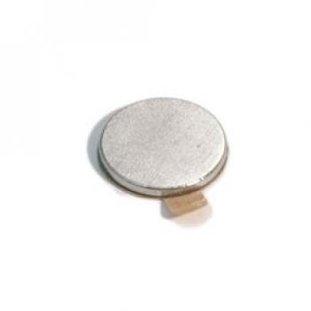 Scheibenmagnet selbstklebend 6 mm (20 Stück = 10 Paar)