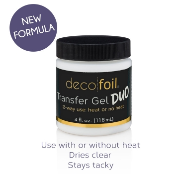 Deco Foil Transfer Gel DUO – Therm O Web