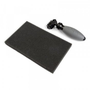 Die Brush & Foam Pad for Wafer Thin Dies - Sizzix