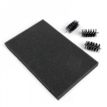 Die Brush Rollers and Foam Pad for Wafer-Thin Dies - Sizzix