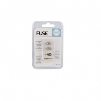 Fuse Tool Tips - We R Memory Keepers