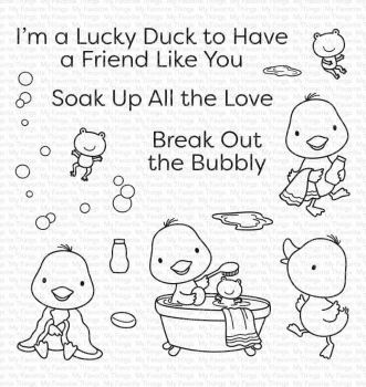 Lucky Duck, Clearstamp - My Favorite Things