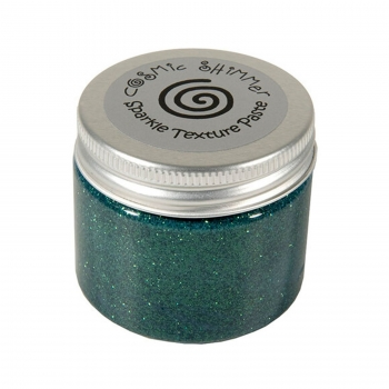 Sparkle Texture Paste, Holly Green - Cosmic Shimmer
