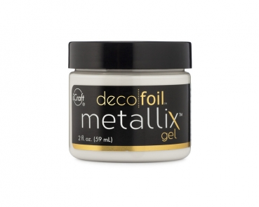 Deco Foil Gel, White Pearl - Therm O Web