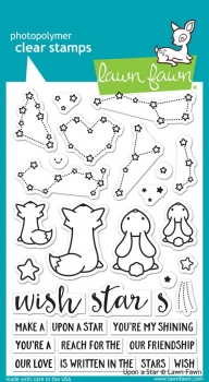 Upon A Star, Stempel - Lawn Fawn